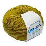 Пряжа Lana Gatto Supersoft 8564 фисташка