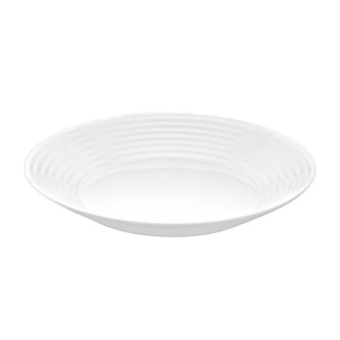 Тарелка суповая с высокими бортами Luminarc Арена стеклянная белая 230 мм (артикул производителя L2785)