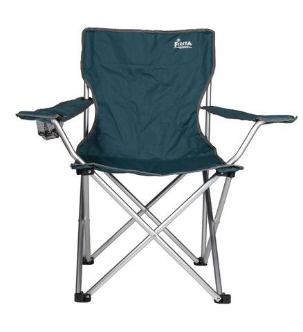 Кресло складное Fiesta Companion цвет синий (желтый)