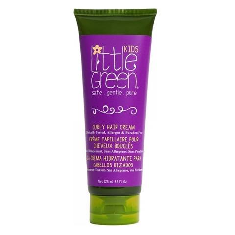 Little Green Kids: Крем  несмываемый для кудрявых волос (Curly Hair Cream), 125мл