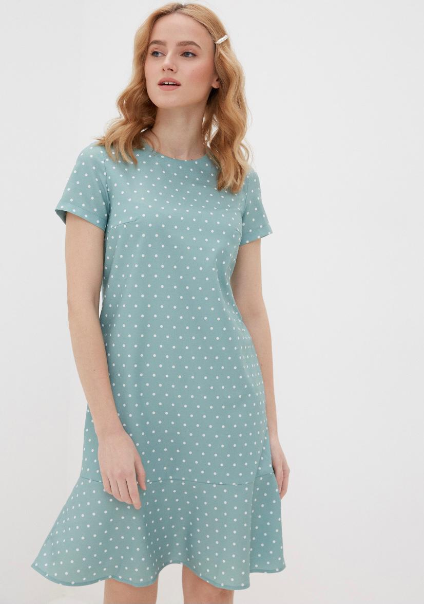 Платья Платье в горошек 1034/homori IMG-20210301-WA0023.jpg