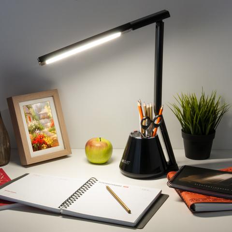 Настольный светодиодный светильник 80421/1 черный 80421/1