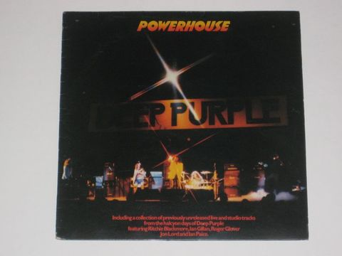 Deep Purple / Powerhouse (LP)