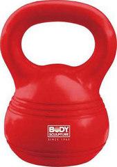 Гиря обрезиненная BODY SCULPTURE BW-110-12, вес 12кг
