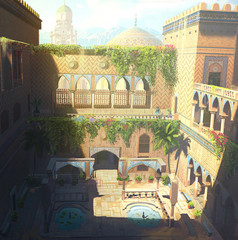 Prince of Persia: The Sands of Time Remake (Xbox, русская версия)