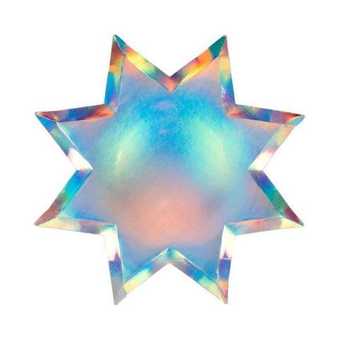 Тарелки восьмиугольные