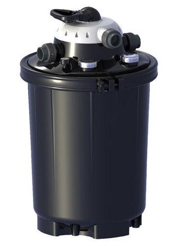 Clear Control 100 SE, 2 х 55W UV-C, напорный фильтр для водоема
