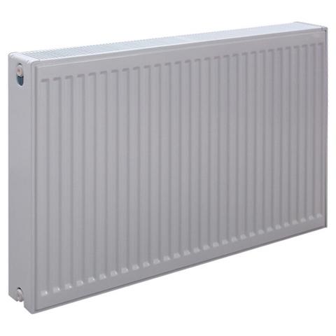 Радиатор стальной панельный нижнее правое подключение 21/300/1400 - Rommer Ventil