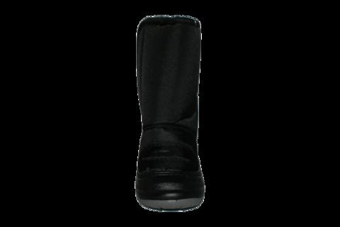 Сапоги зима Ортекс черные с липучкой (ТК Луч)
