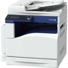 SC2020V_U DocuCentre SC2020 Цветной Принтер-Копир-Цветной сетевой сканер/ 20 цвет & 20 ч/б ppm/ DADF 110 л/ Дуплекс/ Лоток 1: 250 л A3 90 gsm/ Обходной лоток: 100 л A3 216 gsm/ Макс. нагрузка 25К в мес.