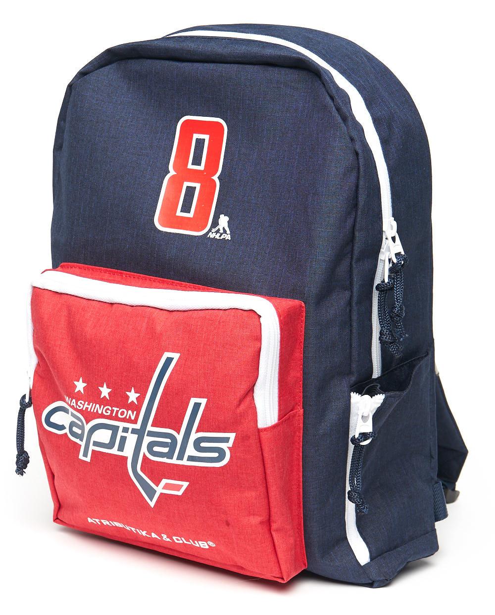 Рюкзак NHL Washington Capitals № 8 (детский)