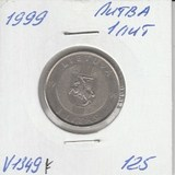 V1349F 1999 Литва 1 лит