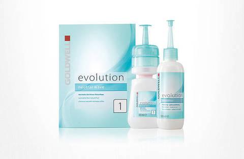 GOLDWELL EVOLUTION набор 1 для нормальных и тонких волос