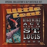 Little Feat / Highwire Act Live In St. Louis 2003 (3LP)