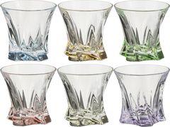 Набор стаканов для виски Aurum Crystal Cooper, 240 мл, фото 1