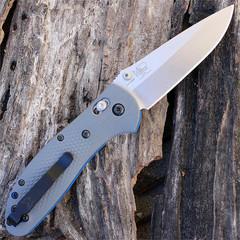 Складной нож Benchmade модель 551-1 Pardue Grip
