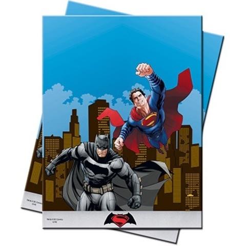 Скатерть Бэтмен Vs Супермен1,2х1,8м