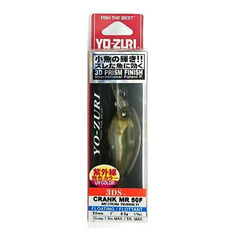 Воблер Yo-Zuri 3DS Crank MR 50F / F1037-HHAY