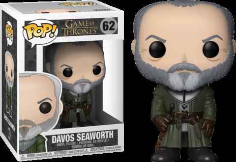 Funko POP! Vinyl: Game of Thrones: Davos Seaworth