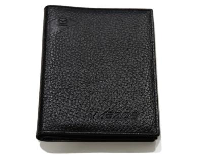 Обложка для автодокументов и паспорта Mazda Relief Leather Case
