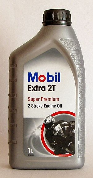 Mobil Extra 2T  Полусинтетическое масло для 2-х тактных двигателей