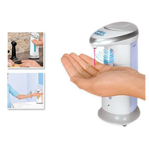 Товары для дома Мыльница сенсорная Soap Magic (Соап Мэджик) dispenser.jpg
