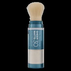 Colorescience Матирующая пудра с кистью SPF 30 Sunforgettable® Total Protection