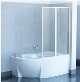 Шторка на ванну RAVAK VSK2 Rosa -170 L/R стекло