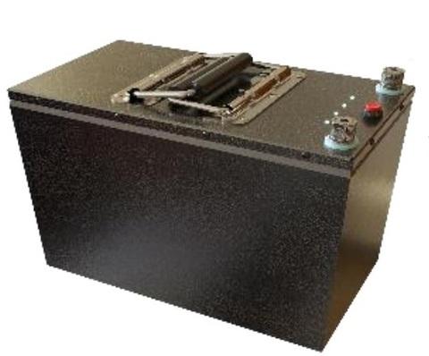 Аккумулятор 24V 104Ah Защищённый корпус нержавеющая сталь