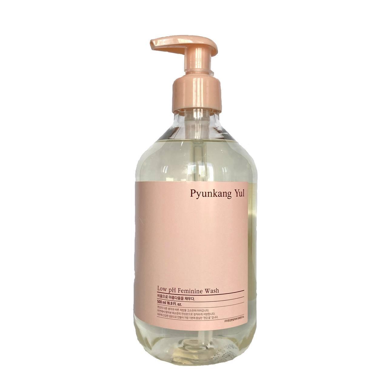 Гель для интимной гигиены Pyunkang Yul Low pH Feminine Wash 500 мл