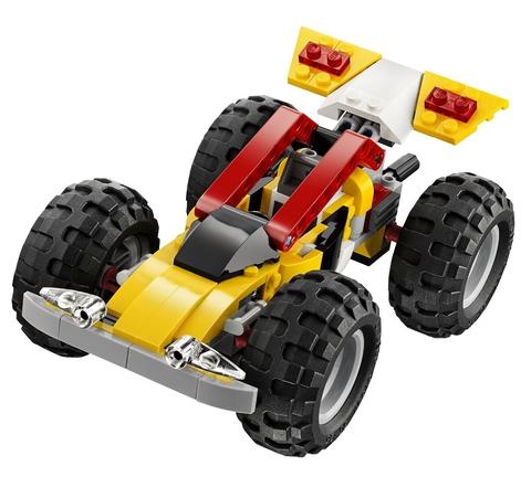 LEGO Creator: Квадроцикл 31022 — Turbo Quad — Лего Креатор Создатель