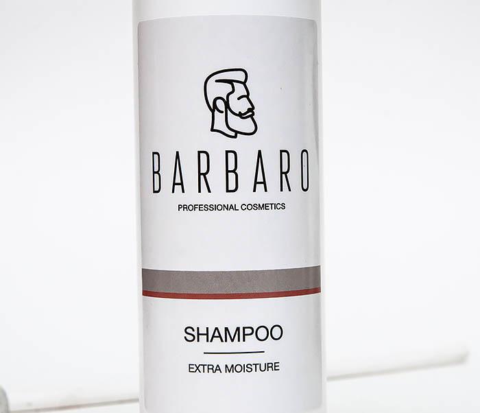 CARE137 Мужской экстра увлажняющий шампунь для волос «Barbaro» (220 мл) фото 02