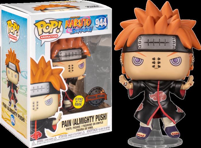 Фигурка Funko Pop! Naruto: Pain (Стикер Special Edition/GITD) - купить по выгодной цене | Funko POP Shop