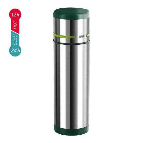 Термос Emsa Mobility (0,7 литра), зеленый/стальной