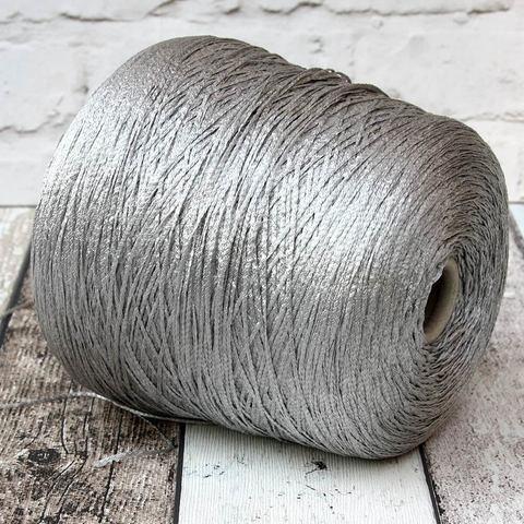Ленточка полиамид FASHION MILL ELDORADO 320 серебро