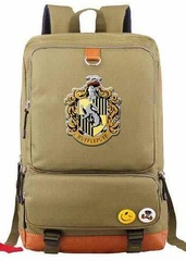 Çanta Harry Potter (Hufflepuff) brown
