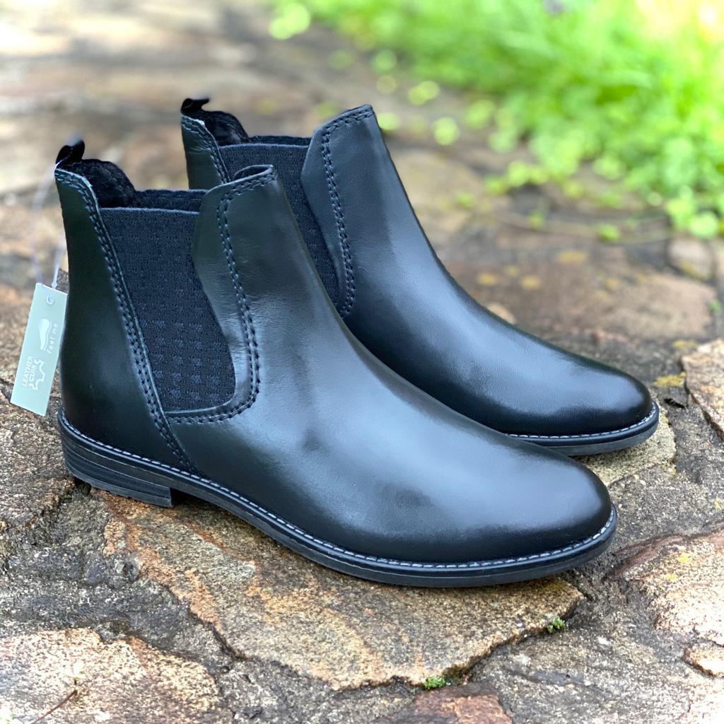Marco Tozzi Ботинки MT2-25366-35 черн