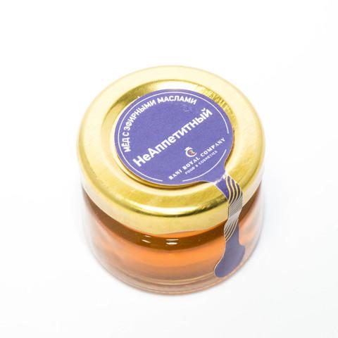 Мёд с эфирными маслами «НеАппетитный» 30 г