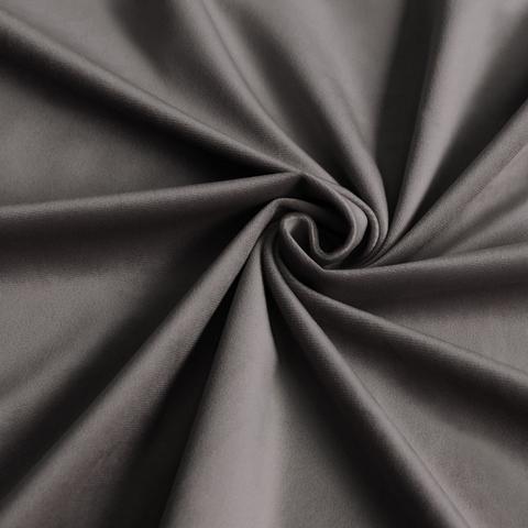 Портьерная ткань Тейлор серый