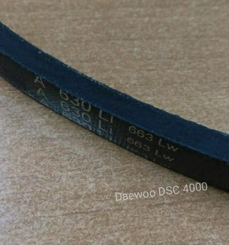 Ремень для аэратора Daewoo DSC4000