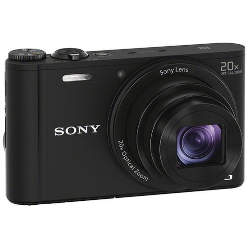 Фотоаппарат DSC-WX350B чёрный купить в интернет-магазине Sony Centre