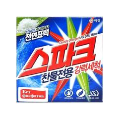 Порошок стиральный KeraSys Spark laundry detergent для всех видов стиральных машин 300 гр