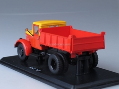 MAZ-205 Tipper Mosgortrans 1:43 Start Scale Models (SSM)