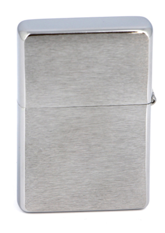 Зажигалка Zippo Vintage Series 1937, с покрытием High Polish Chrome, серебристая, 36x12x56 мм123