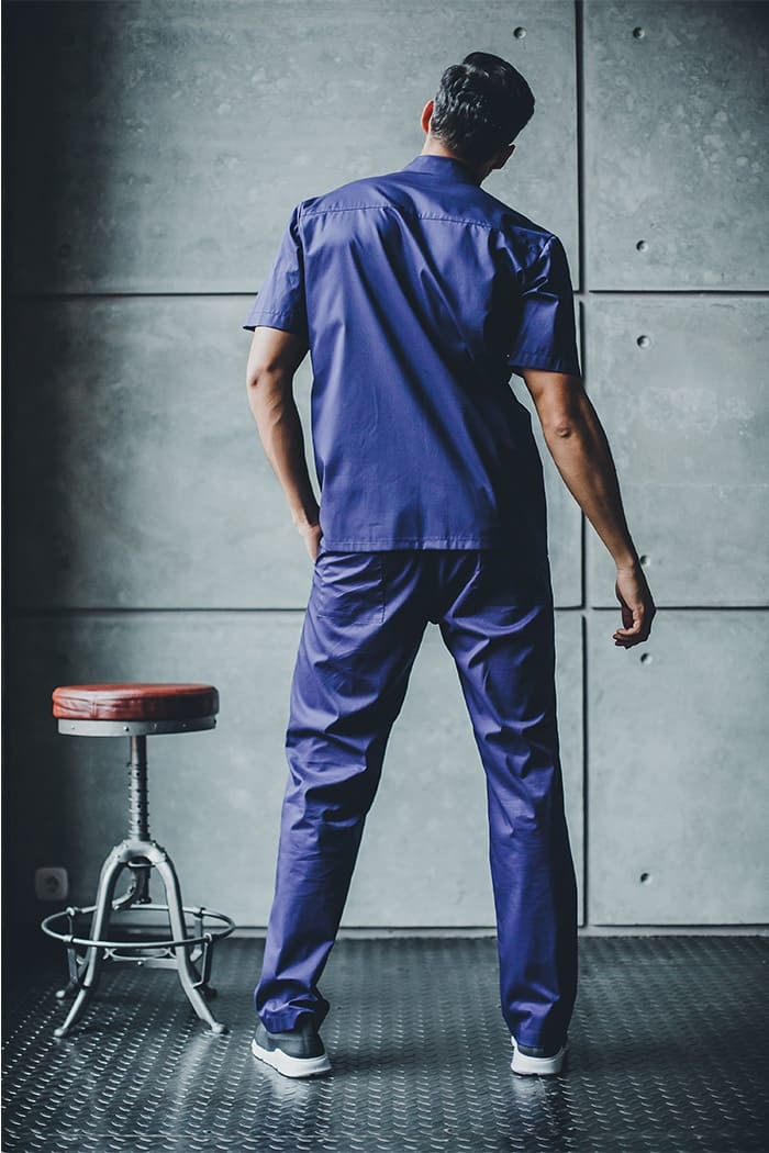 Блузы мужские медицинские М 42