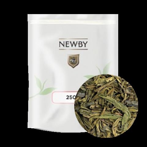 Чай Newby Зеленая Сенча в пакетах 1/250г