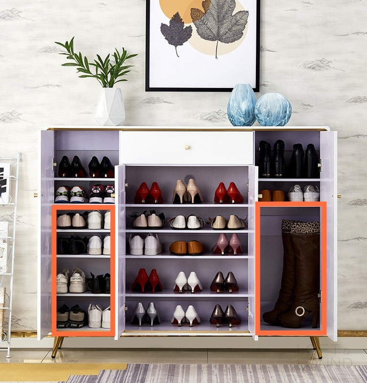 Обувной шкаф Bright