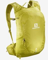 Рюкзак туристический Salomon Trailblazer 20 Citronelle/Alloy