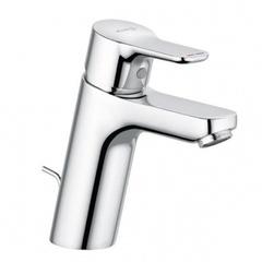 Смеситель для раковины однорычажный c донным клапаном Kludi Pure&Easy 372900565 фото