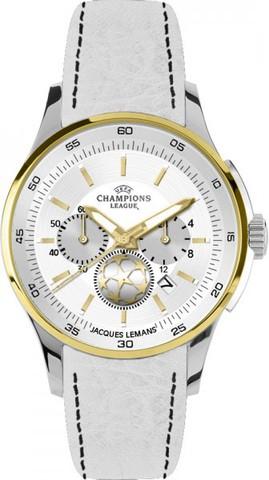 Купить Наручные часы Jacques Lemans U-32P по доступной цене